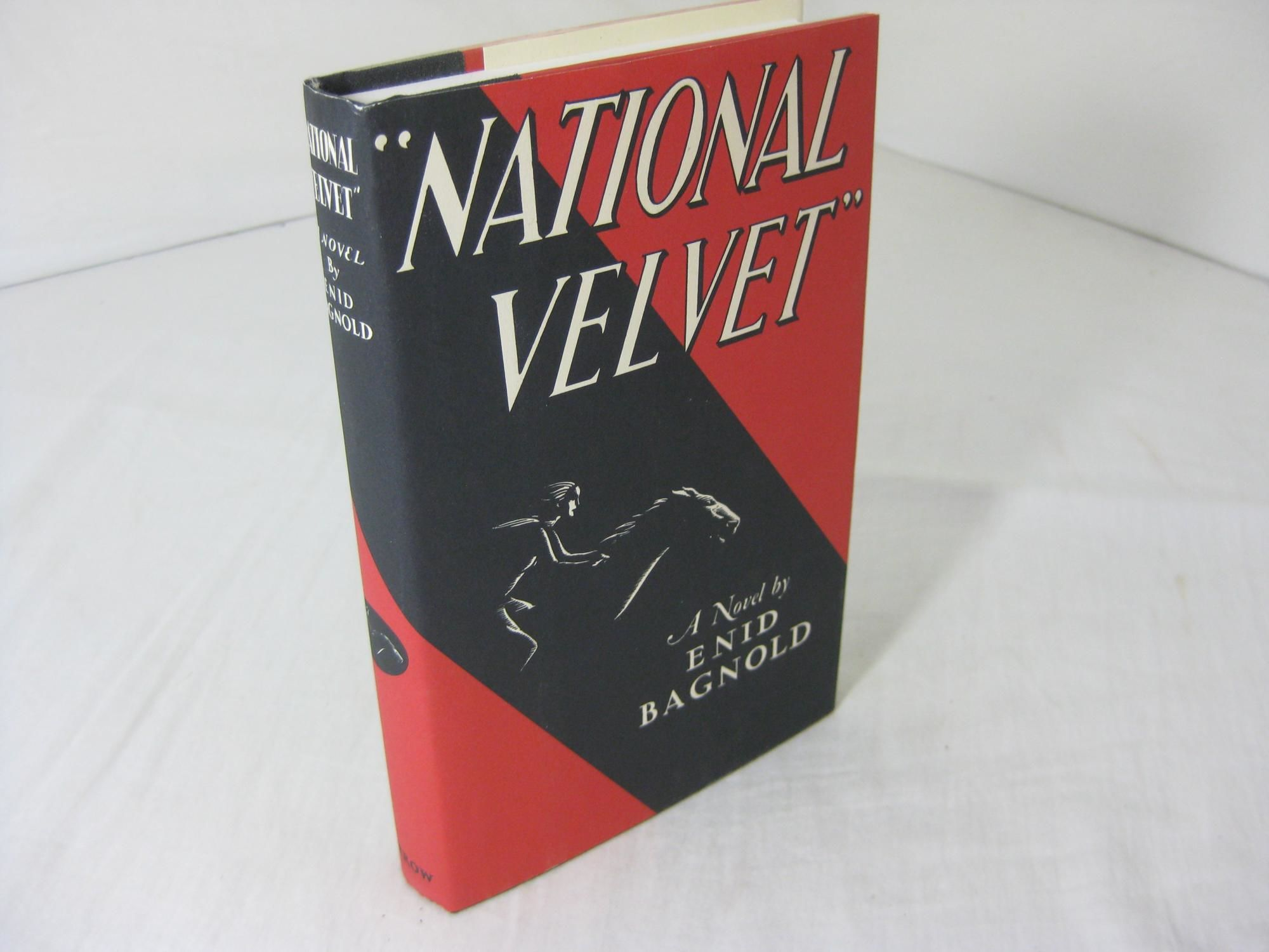Image result for national velvet book 1st edition
