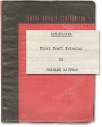 image of Lysistrata (Original screenplay for an unproduced television film)