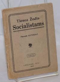 Tiesos zodis socialistams