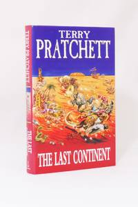 The Last Continent by Terry Pratchett - 1st Edition - 1998 - from Hyraxia and Biblio.co.uk