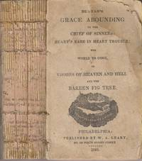 image of Grace Abounding to the Chief of Sinners in a Faithful Account of the Life and Deathof John Bunyan