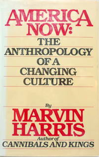 America Now: The Anthropology of a Changing Culture