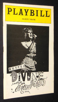 Bette Midler: Bette! Divine Madness, Majestic Theatre, 1979 Playbill