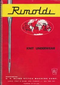 Rimoldi: Knit Underwear