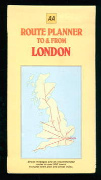 AA Routeplanner to & from London