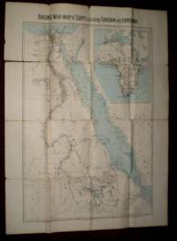 Bacon's War Map of Egypt, Including The Soudan, Abyssinia Etc.