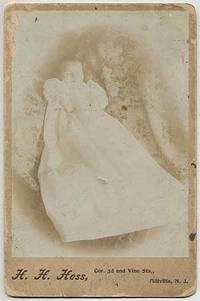 Postmortem Photo of an Infant