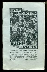 image of Fruit Production - Bush Fruits, Fifth Edition