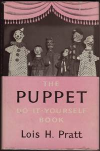 image of PUPPET Do-It-Yourself Book, A Handbook for beginners and teachers with three-handed puppet plays [and] Puppets For Pleasure and Profit by Higginbotham, The.