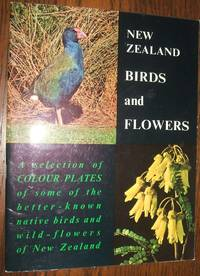 image of New Zealand Birds and Flowers