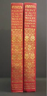 image of Montcalm and Wolfe: (Everyman's Library No. 331 and 332)