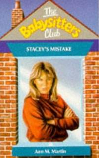 image of Stacey's Mistake
