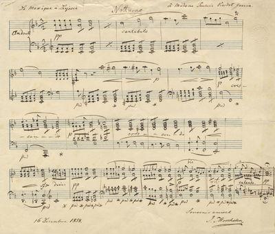 Napoli: B. Girard e C.i , 1853. Oblong folio. Vellum-backed and edged boards with dark brown cloth l...