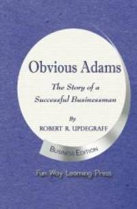 image of Obvious Adams: The Story of a Successful Businessman