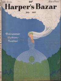 image of Harper's Bazar (Harper's Bazaar) July, 1927 - Cover Only