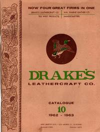 Drake's Leathercraft Co. Catalogue 10, 1962-1963