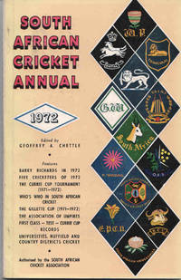 South African Cricket Annual 1972 (Volume 19)