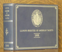 LLOYD'S REGISTER OF AMERICAN YACHTS, 1968, A LIST OF THE SAILING AND POWER YACHTS, YACHT CLUBS AND YACHTSMEN OF THE UNITED STATES, THE DOMINION OF CANADA, THE WEST INDIES AND SOUTH AMERICA