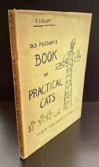 Old Possum's Book Of Practical Cats : Signed By The Author
