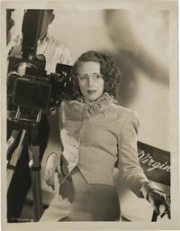 image of Original photograph of Virginia Van Upp, circa 1946