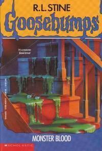 Goosebumps #3 by R.L. STINE ; illus MONSTER BLOOD - Paperback - 1992 - from Nannys Web (SKU: sh1180)