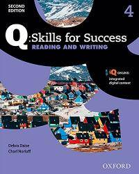 Q: Skills for Success Reading and Writing 2E Level 4 Student Book by Debra Daise - Paperback - 2015-08-07 - from Books Express and Biblio.com