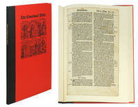 A Leaf from the First Edition of the First Complete Bible in English, The Coverdale Bible, 1535; With an Historical Introduction by Allen P. Wikgren, and A Census of Copies Recorded...