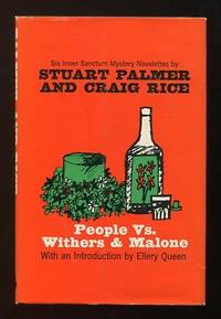 People vs. Withers & Malone: Six Inner Sanctum Mystery Novelettes