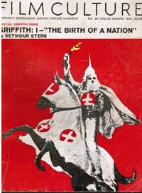 image of Film Culture, No. 36 / Spring-Summer 1965 / Special Griffith Issue
