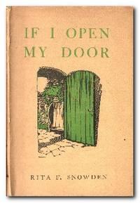 If I Open My Door