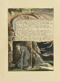 Individual Facsimile Prints from the Trianon Press; America A Prophecy, plate 12 by  William Blake - from Archives Fine Books  (SKU: 1224)