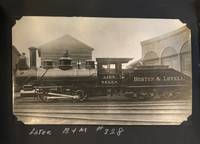 Boston & Maine Railroad Photo Albums