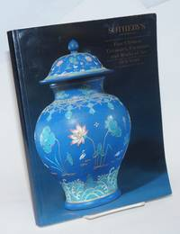 Fine Chinese Ceramics, Furniture and Works of Art Sotheby\'s November 28 and 29, 1994
