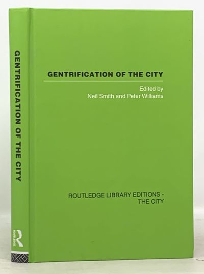 London and New York: Routledge, 2007. Green composition binding printed with black & white lettering...