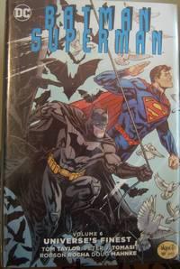 Batman/Superman Vol. 6: Universe's Finest Volume 6