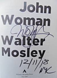 JOHN WOMAN (SIGNED, DATED & NYC)