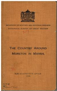 The country around Moreton in Marsh