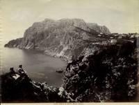 Isola di Capri. Monte Solaro.