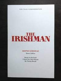 image of THE IRISHMAN SCREENPLAY