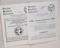image of Nuclear realities chronicle [two issues: 2:8 and 3:6]
