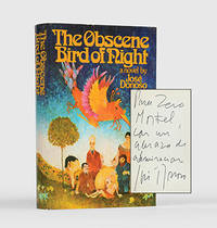 The Obscene Bird of Night. by  José DONOSO - First Edition - 1973 - from Peter Harrington (SKU: 138853)
