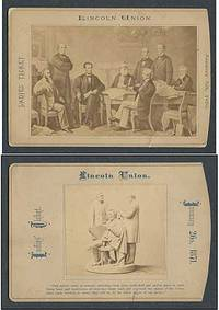[Two Lincoln Union Ladies' Tickets to the Lincoln Union Ball]: January 5th, 1870 [and] January 26th, 1871