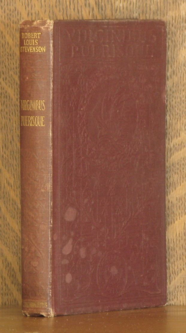 Virginibus puerisque and other papers, first edition