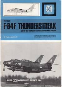 F-84F Thunderstreak.