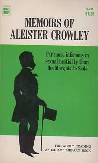 Memoirs of Aleister Crowley