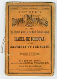 ISABEL DE CORDOVA OR THE BRETHREN OF THE COAST