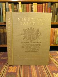 Nicotiana Tabacum: The History of Tobacco and Tobacco Smoking in the Netherlands
