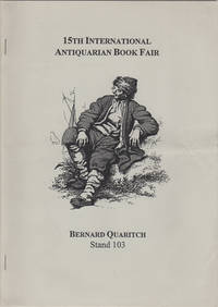 15th International Antiquarian Book Fair