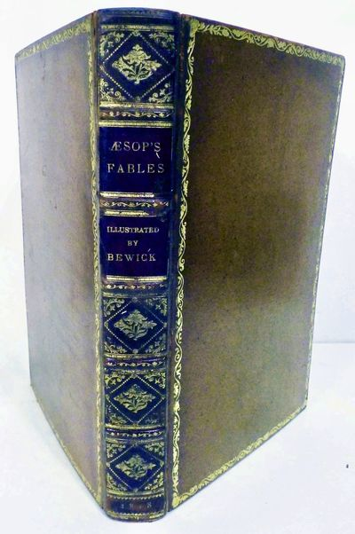 Newcastle: E. Walker, for T. Bewick & Son, 1818. First edition. leather_bound. Full speckled brown c...