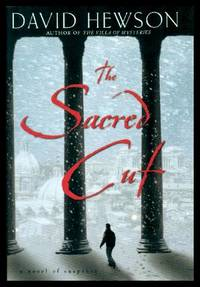 image of THE SACRED CUT - A Detective Nic Costa Mystery